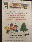 Oakworth Christmas Sing