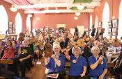 Haworth Ukulele Group Extravaganza 2018