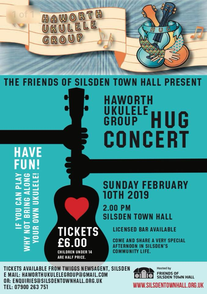 HUG at Silsden Town Hall
